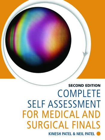 Complete Self Assessment for Medical and Surgical Finals book cover