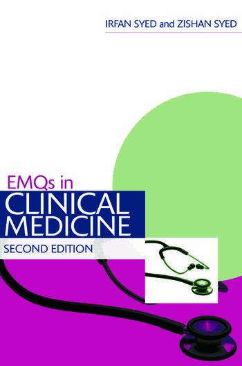 EMQs in Clinical Medicine book cover