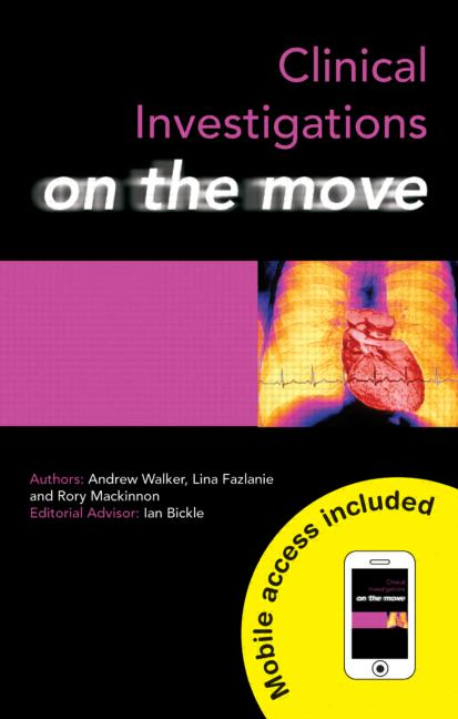 Clinical Investigations on the Move book cover