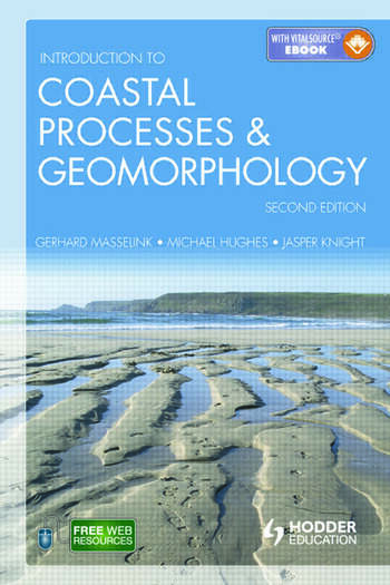Introduction to Coastal Processes and Geomorphology book cover