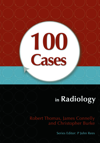 100 Cases in Radiology book cover