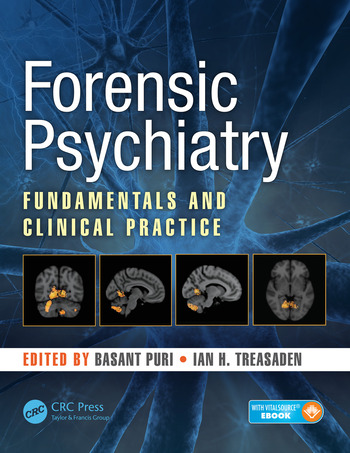 Forensic Psychiatry Fundamentals and Clinical Practice book cover