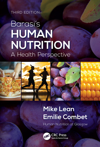 Barasi's Human Nutrition A Health Perspective, Third Edition book cover