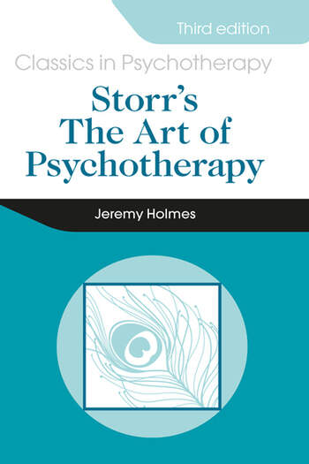Storr's Art of Psychotherapy 3E book cover