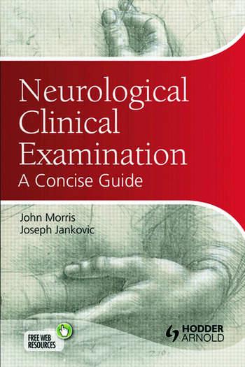 Neurological Clinical Examination A Concise Guide book cover