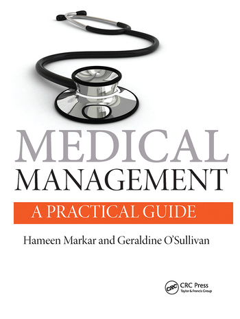 Medical Management: A Practical Guide book cover