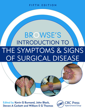 Browse's Introduction to the Symptoms & Signs of Surgical Disease book cover