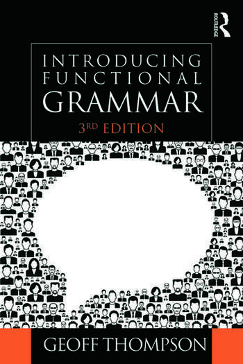 Introducing Functional Grammar book cover