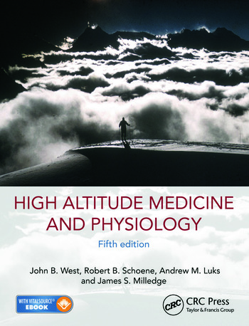 High Altitude Medicine and Physiology 5E book cover