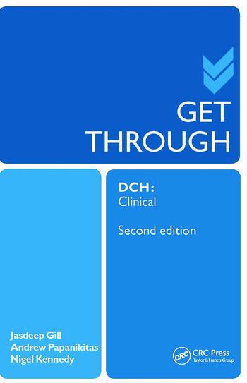 Get Through DCH Clinical 2E book cover