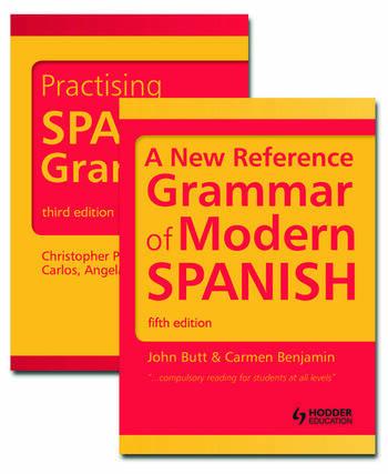 Spanish Grammar Pack