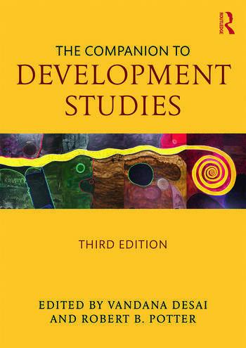 The Companion to Development Studies book cover