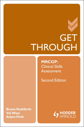 Get Through MRCGP: Clinical Skills Assessment 2E book cover