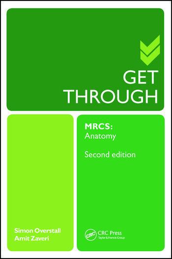 Get Through MRCS: Anatomy 2E book cover