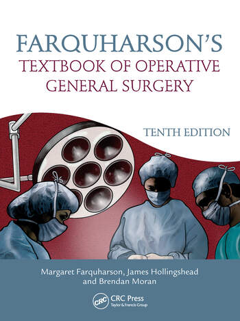 Farquharson's Textbook of Operative General Surgery, 10th Edition book cover