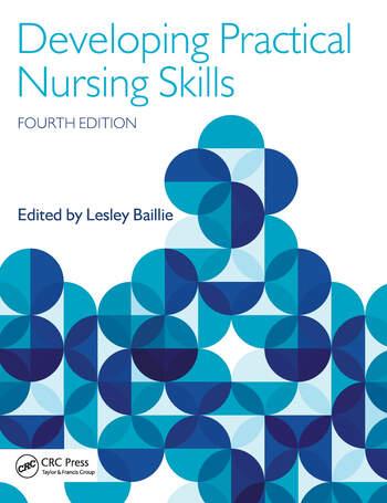 Developing Practical Nursing Skills book cover