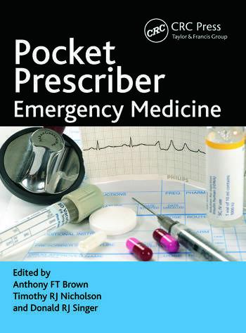 Pocket Prescriber Emergency Medicine book cover