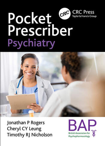 Pocket Prescriber Psychiatry book cover