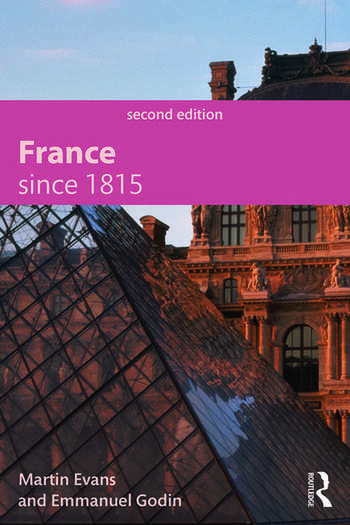 France Since 1815 book cover