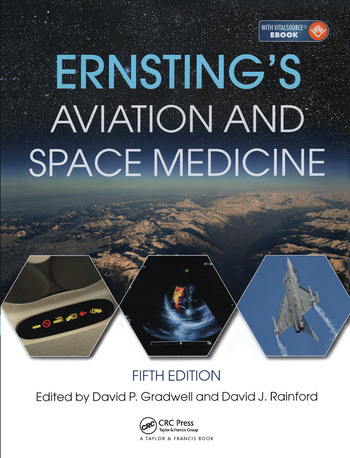 Ernsting's Aviation and Space Medicine 5E book cover