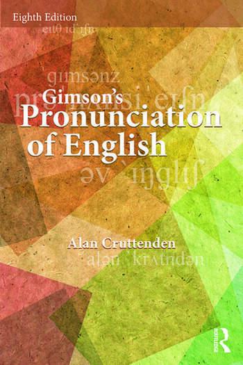 Gimson's Pronunciation of English book cover
