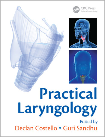 Practical Laryngology book cover