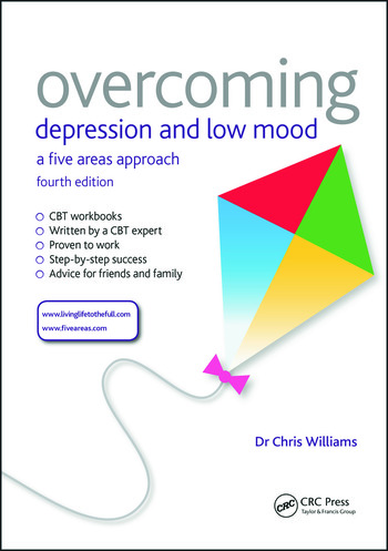 Overcoming Depression and Low Mood A Five Areas Approach, Fourth Edition book cover