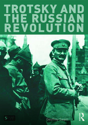 Trotsky and the Russian Revolution book cover