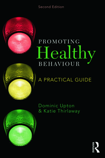 Promoting Healthy Behaviour A Practical Guide book cover