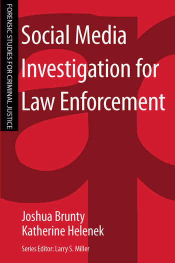 Social Media Investigation for Law Enforcement book cover
