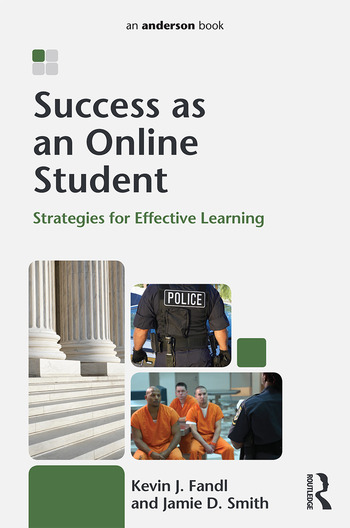 Success as an Online Student Strategies for Effective Learning book cover