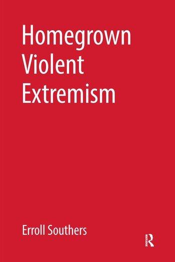 Homegrown Violent Extremism book cover