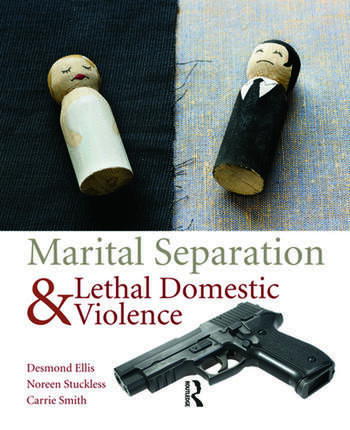 Marital Separation and Lethal Domestic Violence book cover