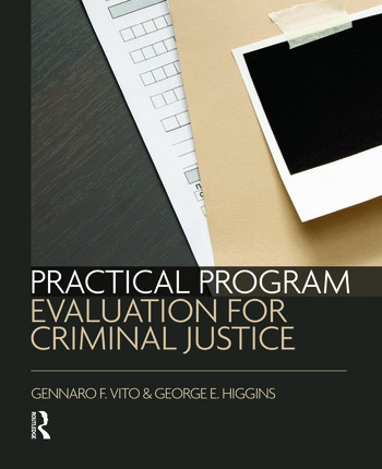 Practical Program Evaluation for Criminal Justice book cover