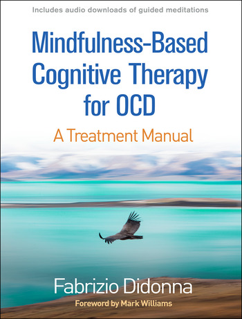 Mindfulness-Based Cognitive Therapy for OCD A Treatment Manual book cover