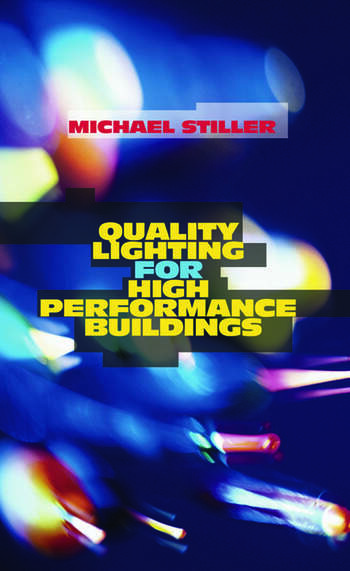 Quality Lighting for High Performance Buildings book cover