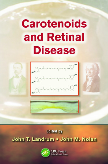 Carotenoids and Retinal Disease book cover