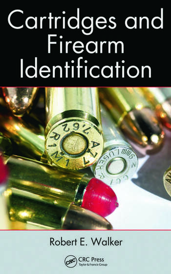Cartridges and Firearm Identification book cover