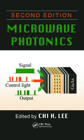 Microwave Photonics, Second Edition book cover