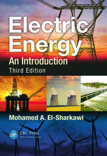 Electric Energy An Introduction, Third Edition book cover