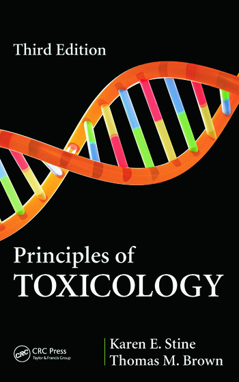 Principles of Toxicology book cover