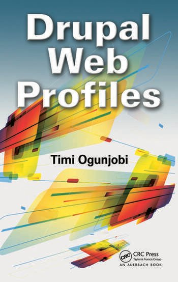 Drupal Web Profiles book cover