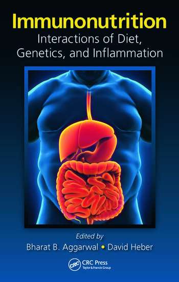 Immunonutrition Interactions of Diet, Genetics, and Inflammation book cover