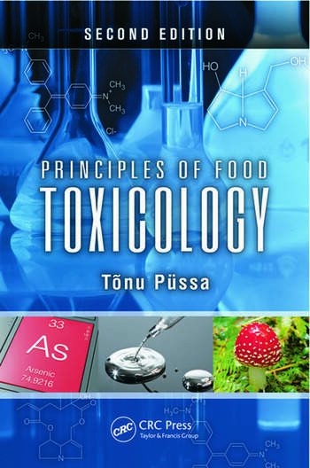 Principles of Food Toxicology book cover