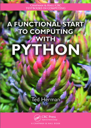 A Functional Start to Computing with Python book cover