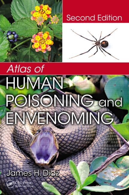 Atlas of Human Poisoning and Envenoming book cover