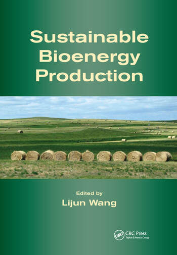 Sustainable Bioenergy Production book cover