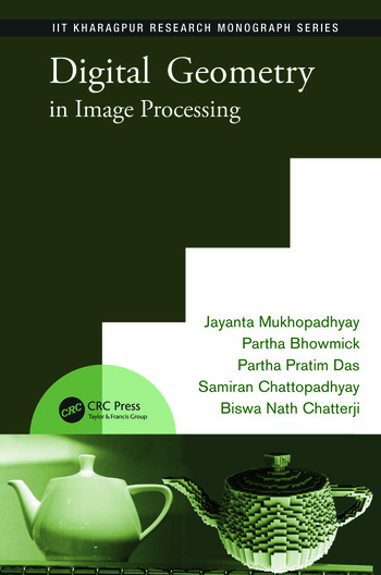 Digital Geometry in Image Processing book cover