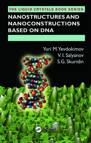 Nanostructures and Nanoconstructions based on DNA book cover
