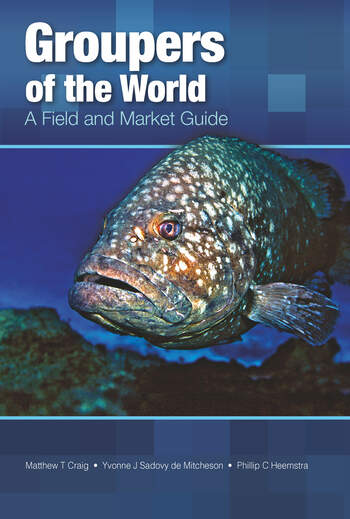 Groupers of the World A Field and Market Guide book cover